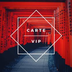 Carte VIP Omikuji